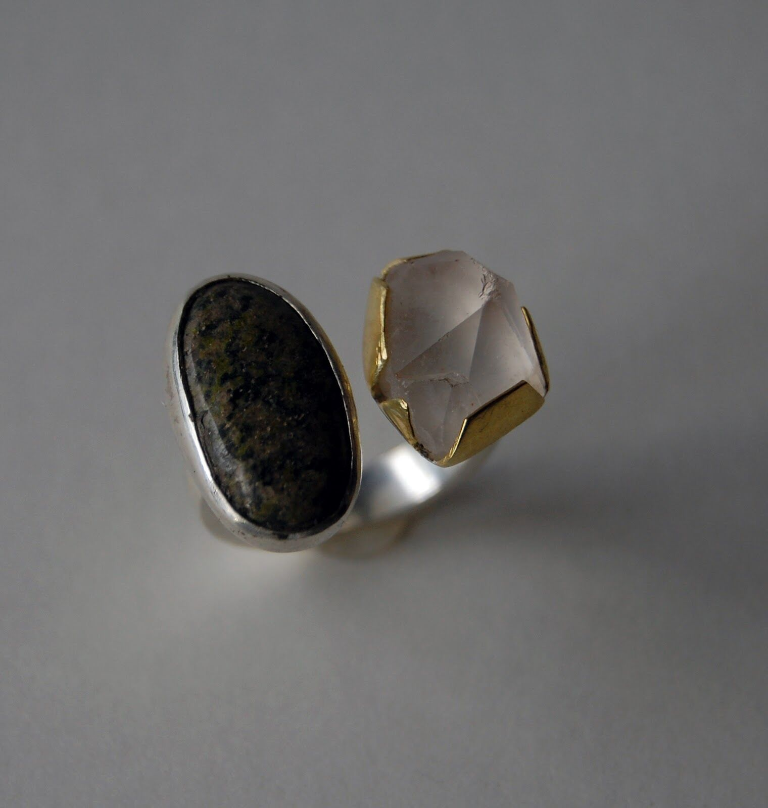 Carrickalinga+beach+pebble+Mt+Loftry+quartz+ring+-+Copy
