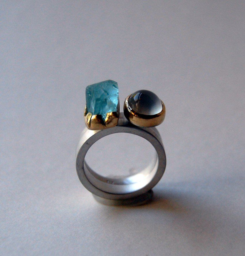 Two part ring