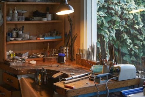 intermediate jewellery making