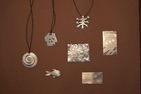 classes.earring pendant making onedayclass